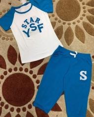 đồ bộ cotton in YSF